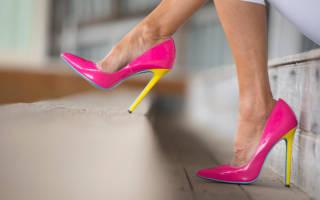 7 способов сделать обувь на высоком каблуке удобной