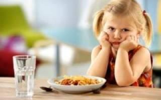 Что делать, если нет аппетита у человека