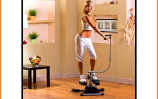 Кардио Твистер: упражнения на тренажере, отзывы худеющих
