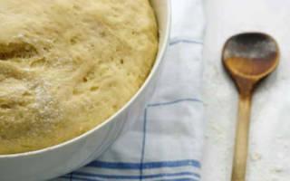Тесто на пирожки в духовке: рецепты