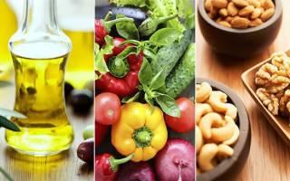 Гипохолестериновая диета – стол №10