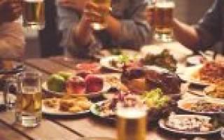 Закуски к пиву: домашние рецепты