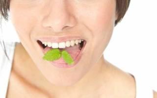 9 способов быстро избавиться от плохого запаха изо рта