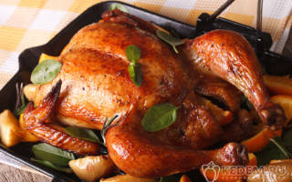 Как правильно приготовить курицу в духовке