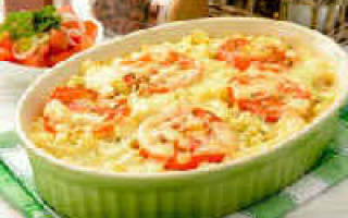 Картофельная запеканка в духовке: рецепты блюд