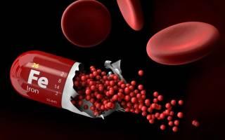 Как быстро поднять гемоглобин в крови
