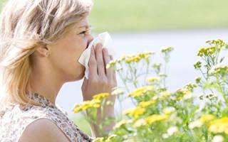 Что можно есть при аллергии