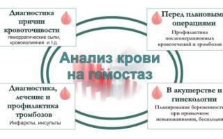 Коагулограмма – что это за анализ крови и как расшифровать