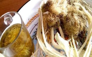 Как принимать кукурузные рыльца для желчного пузыря – народные рецепты