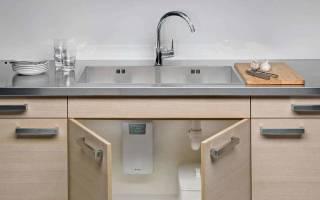 Топ-8 электрических проточных водонагревателей в квартиру
