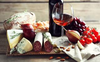 Закуски к вину: лучшие рецепты