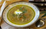 Суп со свининой: вкусные рецепты