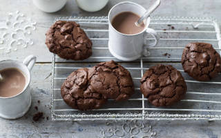 Песочное печенье с какао: рецепты